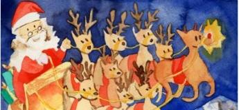 Christmas Stories at The Artground