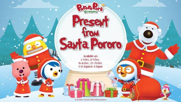 Present from Santa Pororo