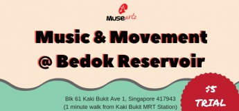 Music & Movement Trial @ Bedok Reservoir