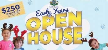 Early Years Open House @ Integrated International School