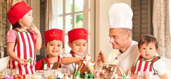 Gingerbread House Children's Workshop