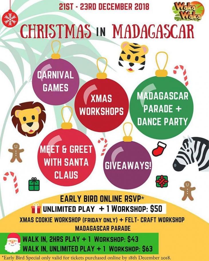 Christmas in Madagascar