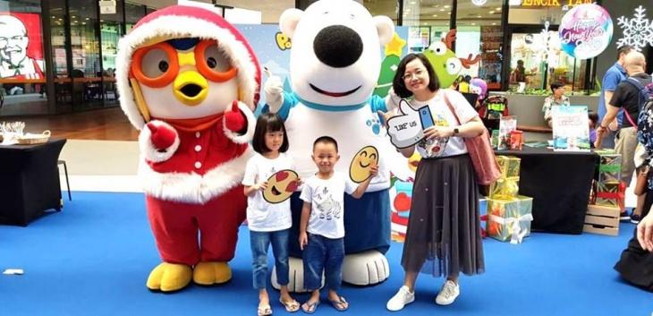 Toysale at Tampines Hub Atrium!