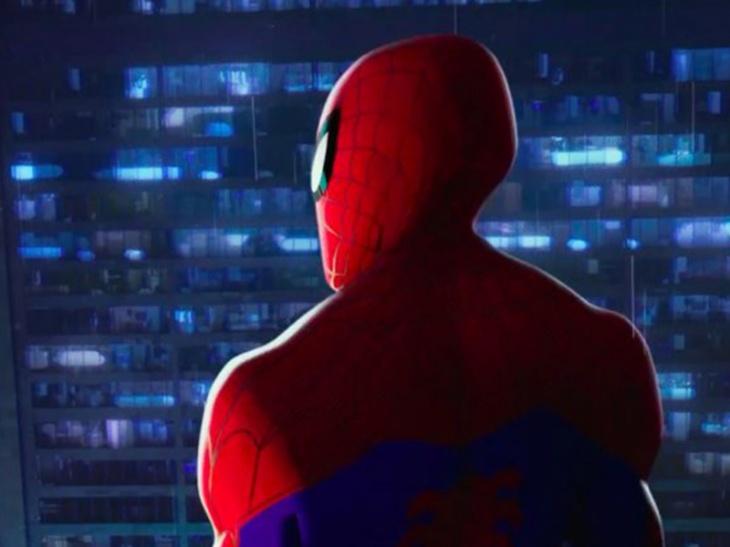 Spider-Man: Into The Spider- Verse@Shaw Theatres Lido