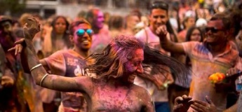 Rang Barsay Holi 2019 The Biggest Colour Festival In Singapore