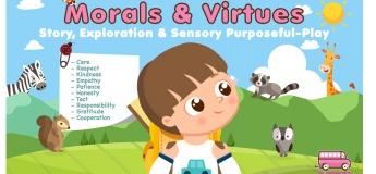 Morals & Virtues Purposeful Playclass