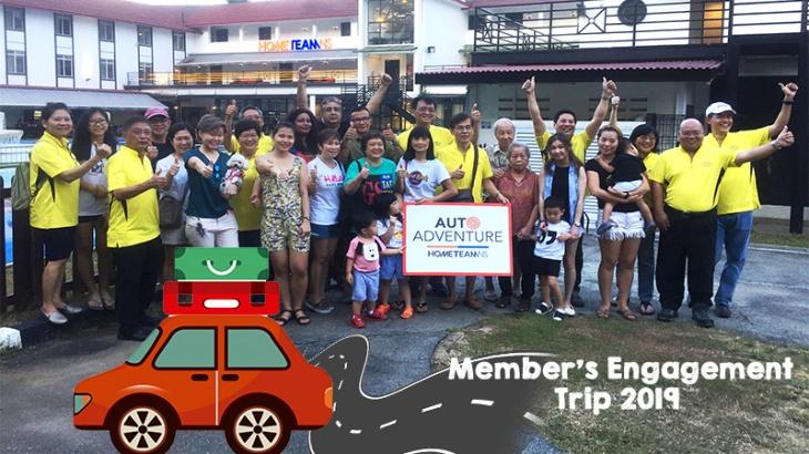 2ND Members Engagement & Bonding Trip 2019