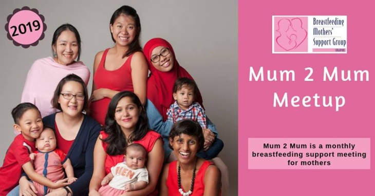 BMSG Jan 2019 Mum 2 Mum Meetup@SCWO