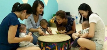 Music and Movement Programs @ Creative Hearts - Centre For Performing Arts