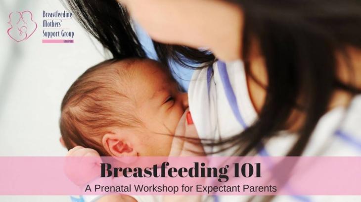 April 2019 Intake - Breastfeeding 101