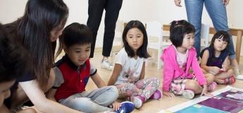 Coding for Preschoolers - A Treasure Hunt!