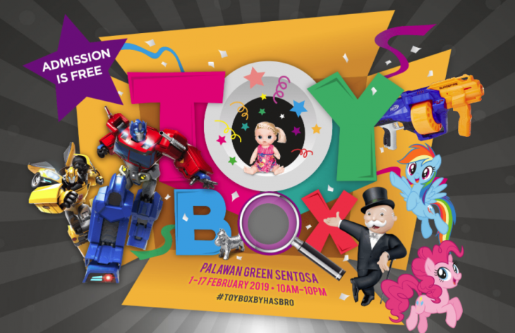 TOYBOX by Hasbro