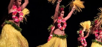 Polynesian Dance for Kids - Try a New activity for the New year!