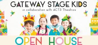 Gateway Stage Kids Open House