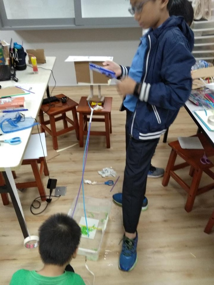 Truly Madly Science Camp - Makerpreneur