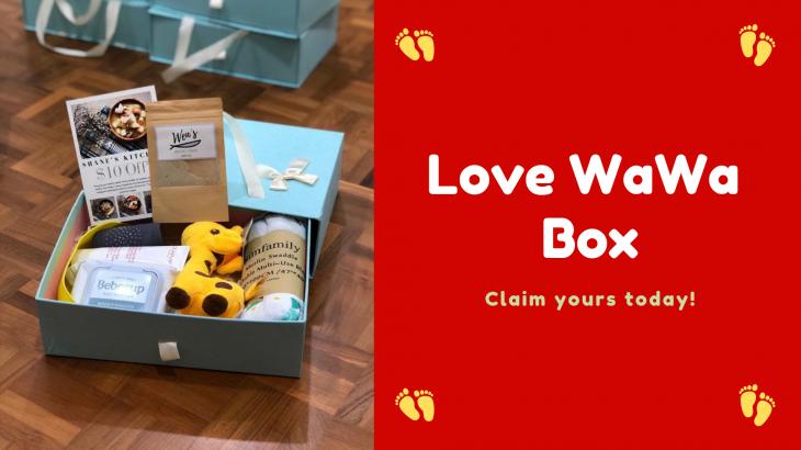 Love Wawa Box Tickikids Singapore