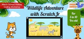 Wildlife Adventure with ScratchJr
