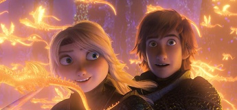 How To Train Your Dragon: The Hidden World@Shaw Theatres Waterway Point