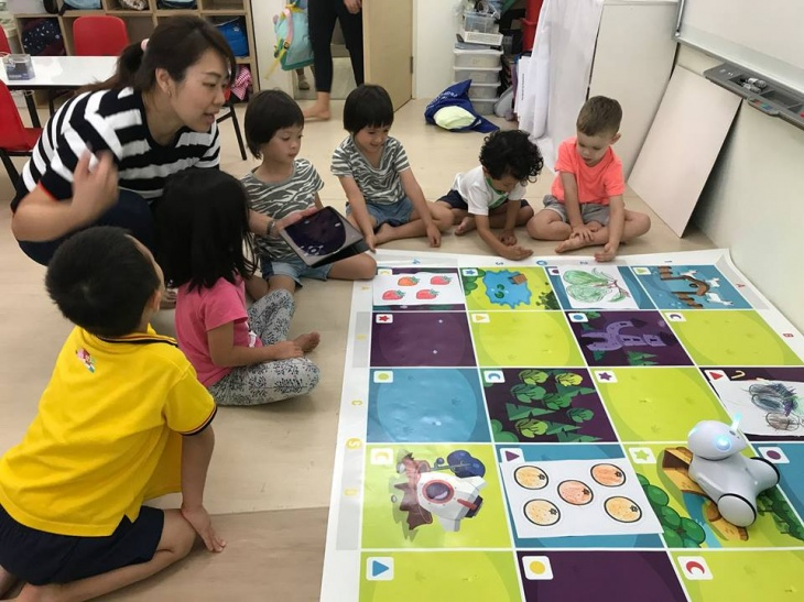 Coding for Preschoolers: Easter Holiday Camp
