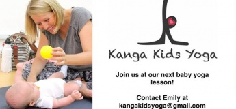 Kanga Kids Yoga