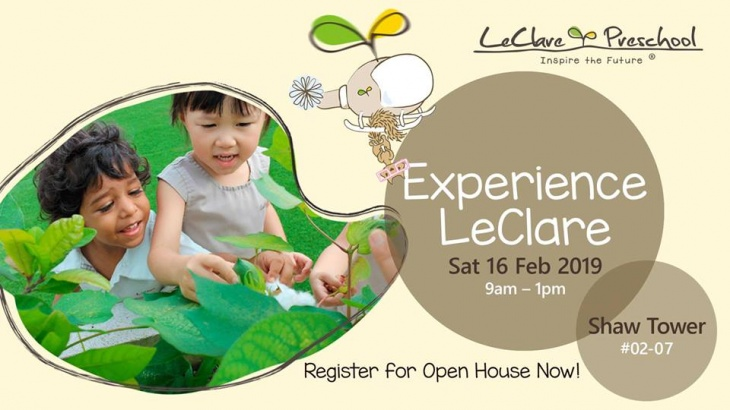 Experience LeClare