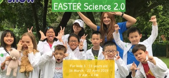 EASTER Science 2.0 Camp