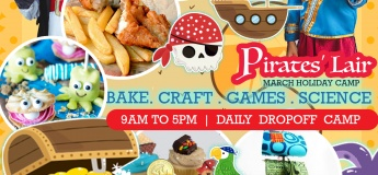 [March 2019 Camp] Pirates' Lair Kids Camp