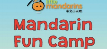 Easter & April Mandarin Fun Holiday Camp 2019