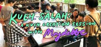 Kueh Salah: A Kueh Creation Session with Mrydette