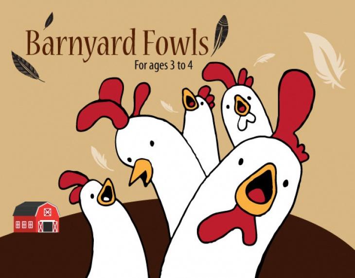 Barnyard Fowls