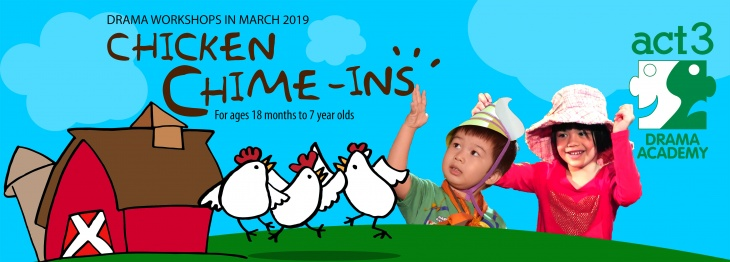 March Holiday Workshops 2019