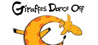 Giraffes Dance Off