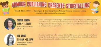 Storytelling @ LKCNHM
