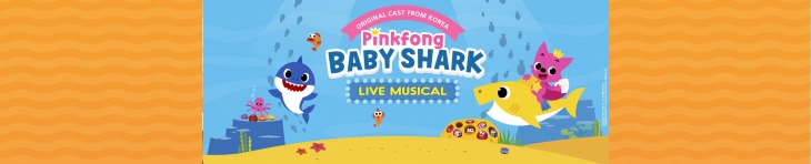 Pinkfong Baby Shark Live Musical 2019