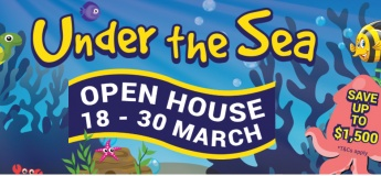 Under The Sea Open House @ Mulberry Learning Centre
