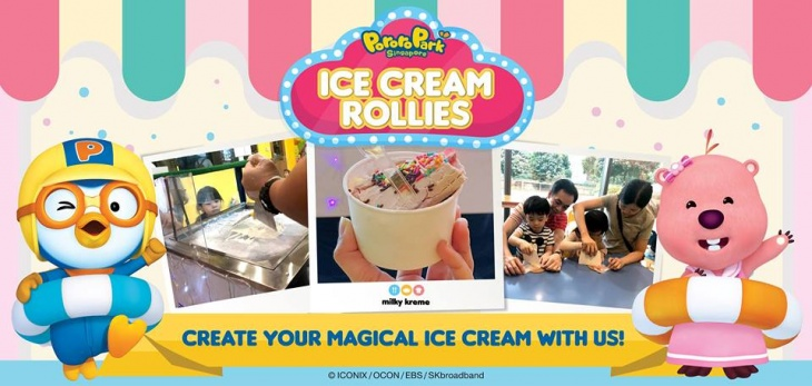 School's Out: Ice Cream Workshop