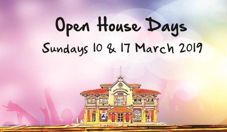 Open House, 10 March at Singapore Philatelic Museum