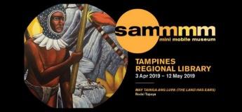SAM Mini Mobile Museum