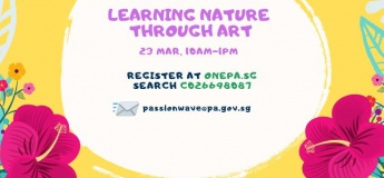 Learning Nature Through Art