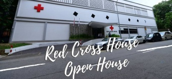 Red Cross House - Open House and Tour