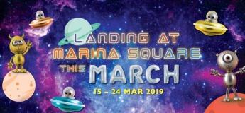 Marina Square Balloon Fair