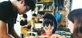 Family Craft A-La-Carte Woodworking Workshop