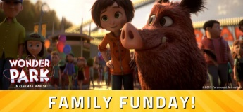 Family Funday at Cathay Cineplex Parkway Parade