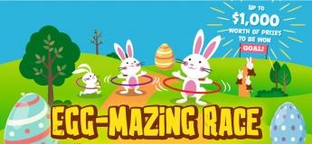 Egg-mazing Race @ SAFRA Jurong