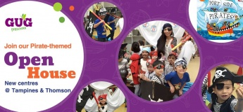 Pirate-Themed Open House at GUG@Thomson