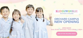 Kiddiwinkie Schoolhouse Orchard Campus New Opening