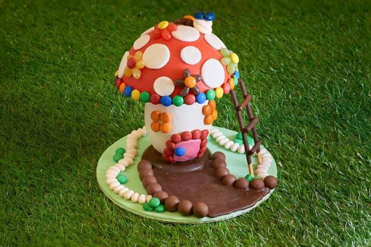 Enchanted Mushroom Chocolate Workshop