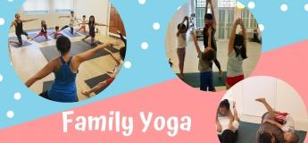 Joyful Family Yoga with Teacher Gina