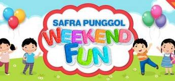 SAFRA Punggol Weekend Fun - March Edition