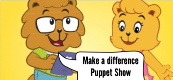SKM Make a Difference Puppet Show